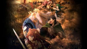 The Rising of the Shield Hero Season 2 Premieres October 2021